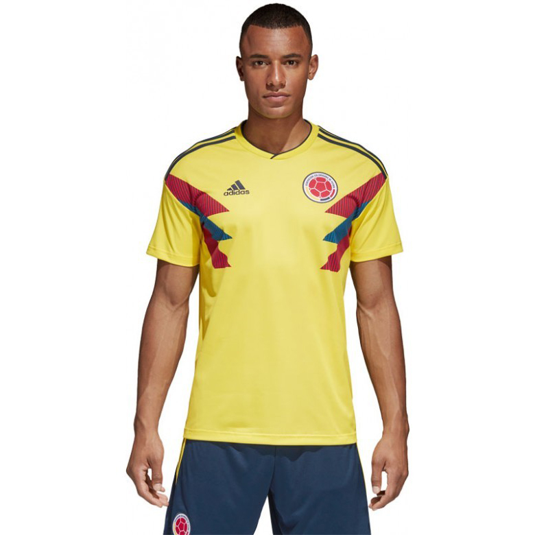 Maillot Football Colombie Coupe de Monde 2018 Domicile