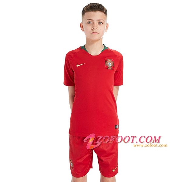 Maillot equipe de Portugal Enfant
