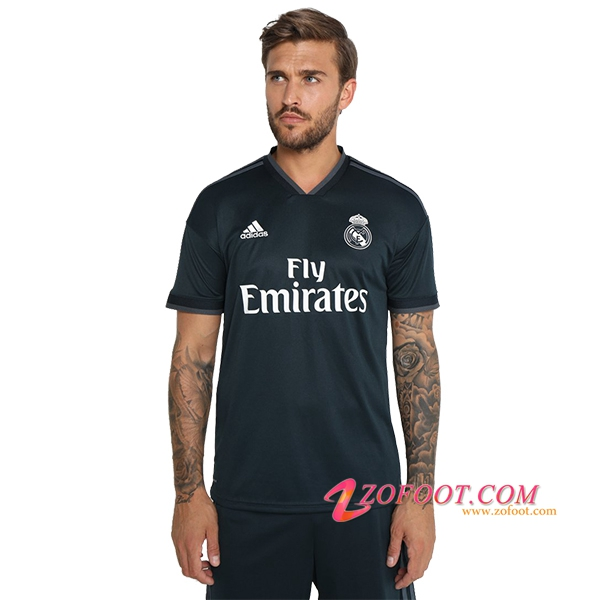 Maillot de Foot Real Madrid Exterieur 2018/2019