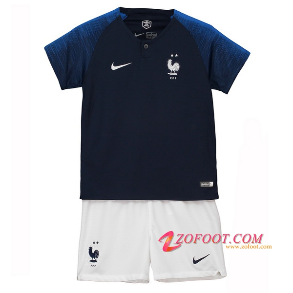 pretty nice cheap for sale really comfortable Site Fiable | Nouveau Maillot de Foot France Enfants Avec 2 ...