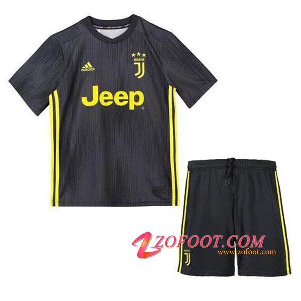 Maillot Extérieur Juventus Enfant