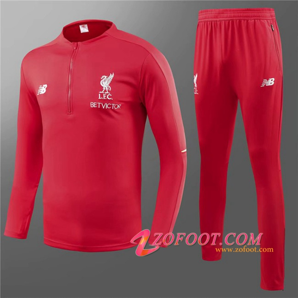 survetement Liverpool Enfant