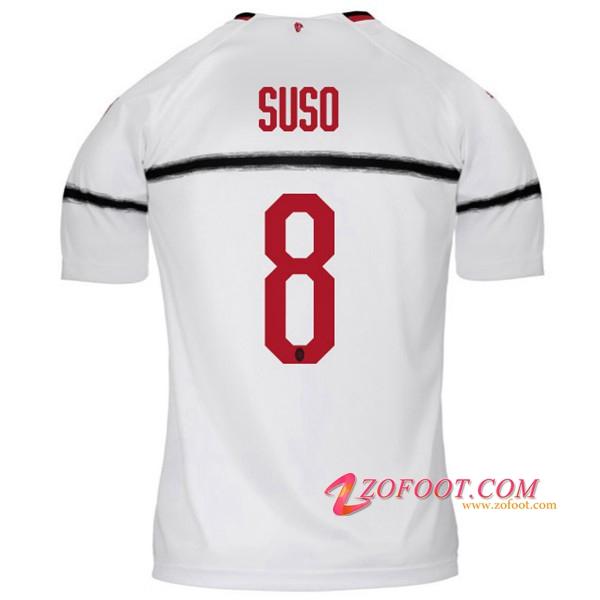Maillot Extérieur AC Milan SUSO