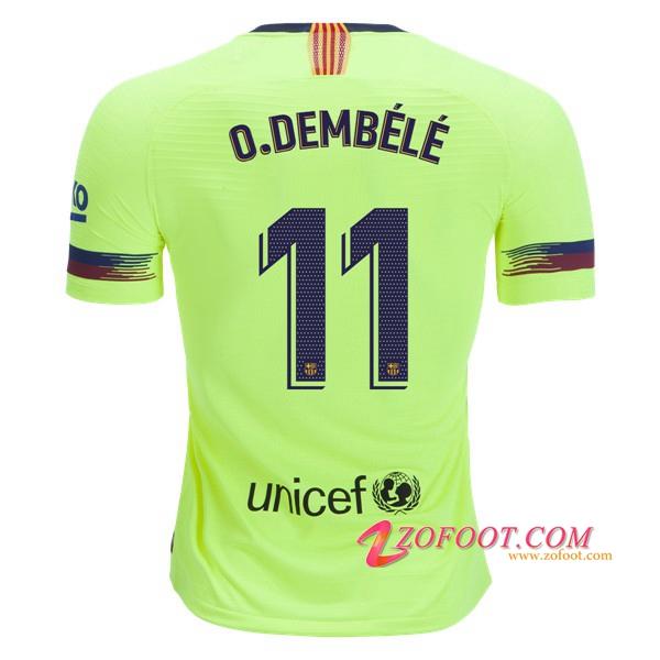 Maillot Extérieur FC Barcelona O. Dembélé