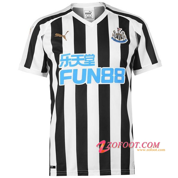 Maillot de Foot Newcastle United Domicile 2018/2019