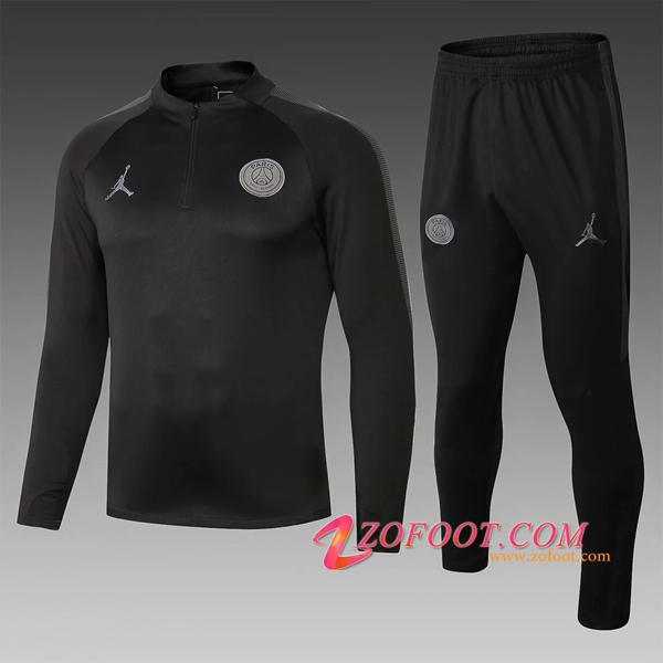 acheter en ligne 31745 9c288 Site Fiable | Nouveau Survetement Foot Jordan PSG Enfant ...