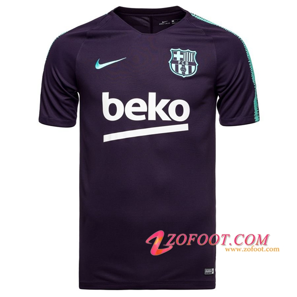 PRÉ MATCH Training FC Barcelone Noir 2018/2019