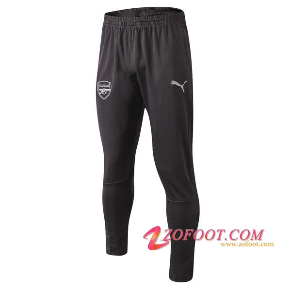 Training Pantalon Foot Arsenal Gris Fonce 2018/2019