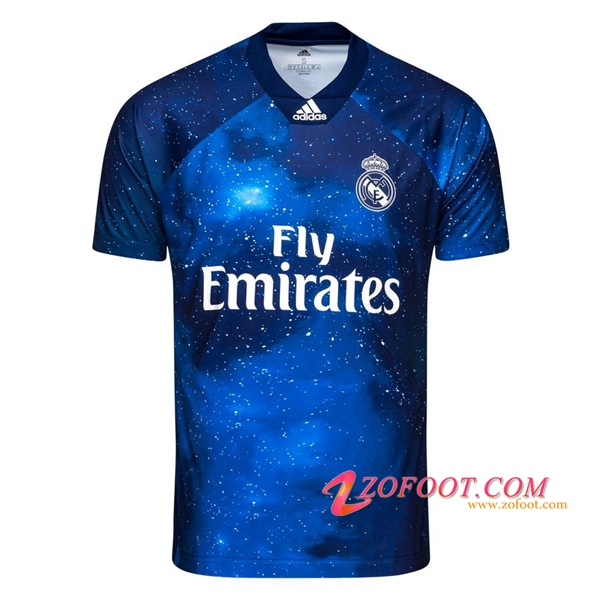 Maillot de Foot Real Madrid Ea Sports Edition Limitee 2018/2019
