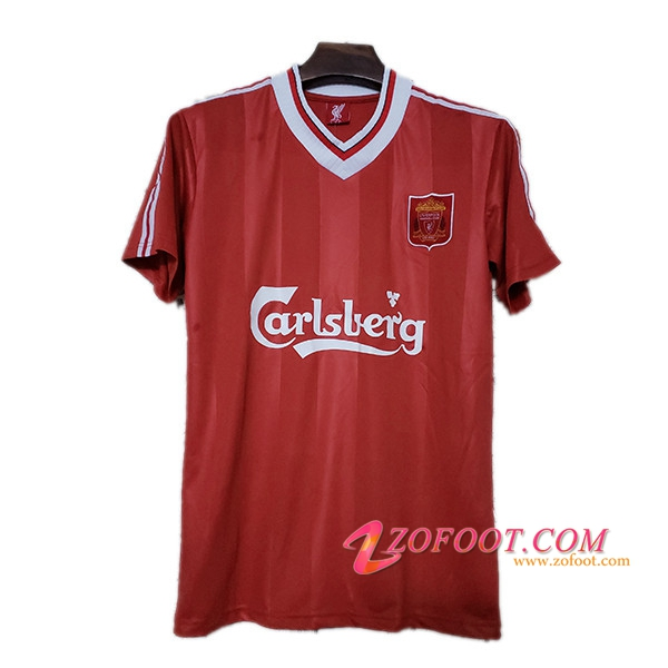 Maillot de Foot FC Liverpool Retro