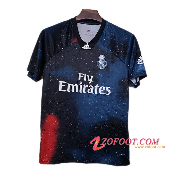 Maillot de Foot Real Madrid Adidas X EA Sports Bleu 2019/2020