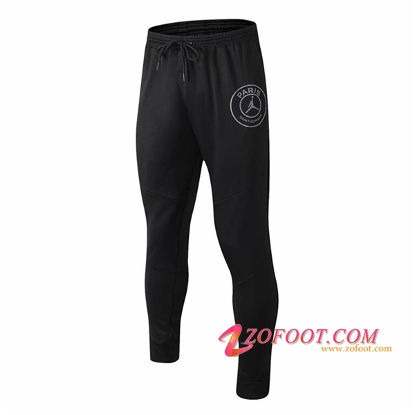 Training Pantalon Foot Jordan PSG Noir 2018/2019