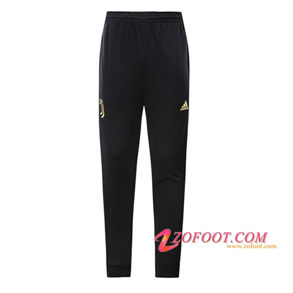 Training Pantalon Foot Juventus Jaune/Noir 2018/2019