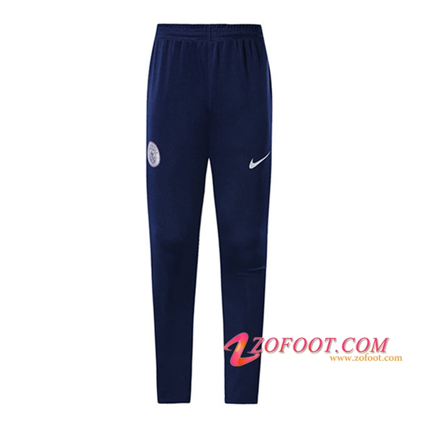 Training Pantalon Foot Manchester City Bleu 2018/2019