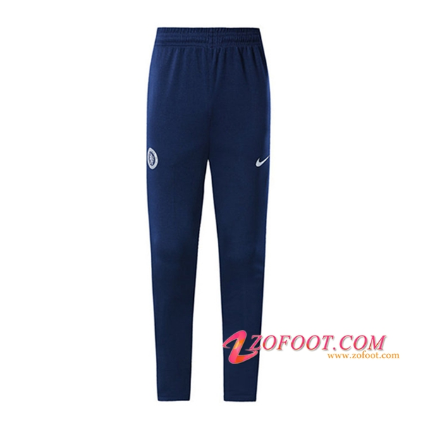 Training Pantalon Foot FC Chelsea Bleu 2018/2019