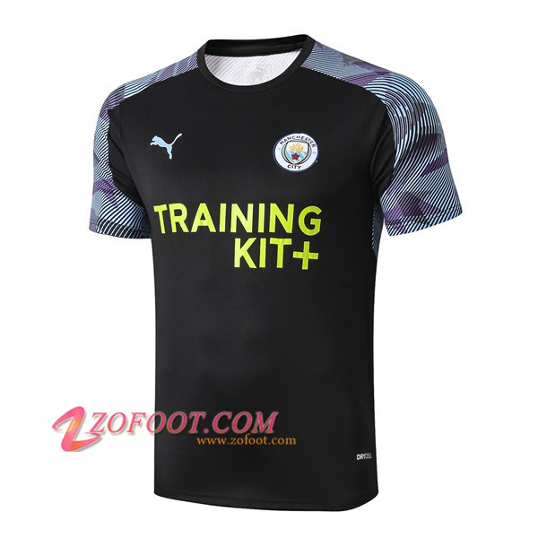 Training T-Shirts Manchester City Noir 2019/2020