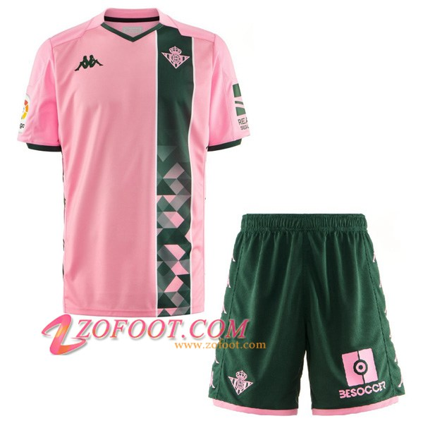 Maillot de Foot Real Betis UANL Enfants Third 2019/2020
