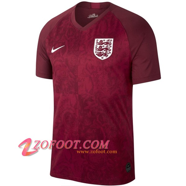 Maillot Foot Equipe de Angleterre Exterieur 2019/2020
