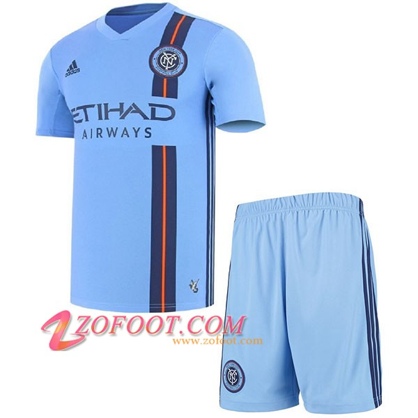 Maillot de Foot New York City FC Enfants Domicile 2019/2020