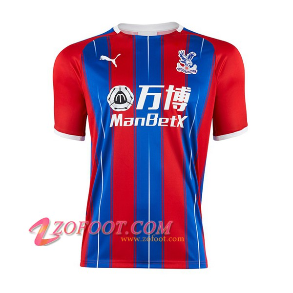 Maillot de Foot Crystal Palace Domicile 2019/2020