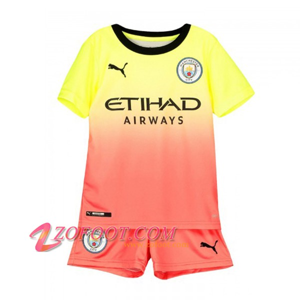 Maillot de Foot Manchester City Third 2019/2020