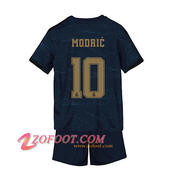Ensemble Maillot + Short Real Madrid (MODRIC 10) Enfant Exterieur 2019/2020