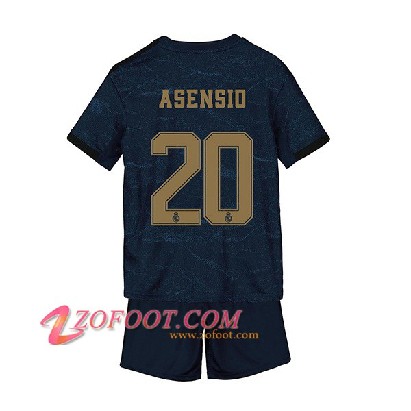 Ensemble Maillot + Short Real Madrid (ASENSIO 20) Enfant Exterieur 2019/2020