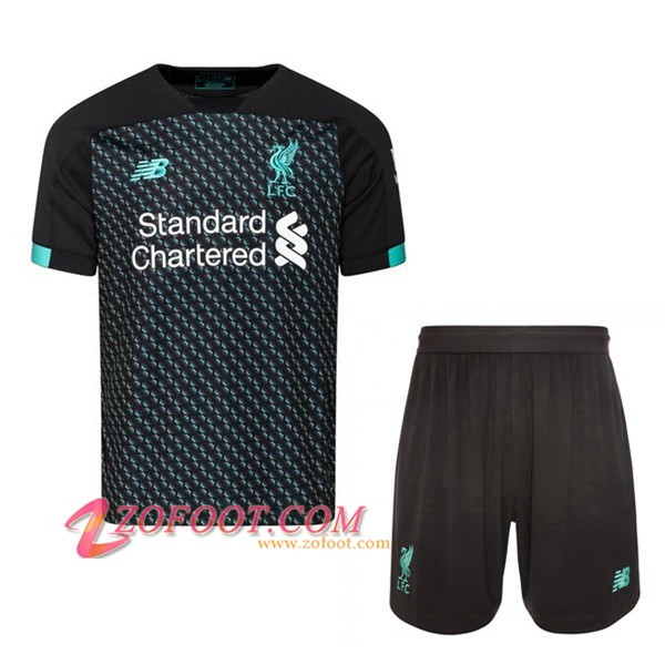 Maillot de Foot FC Liverpool Enfant Third 2019/2020
