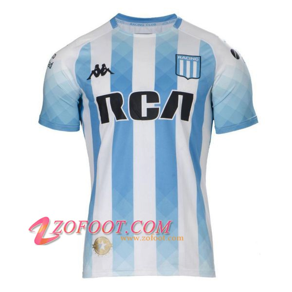 Maillot de Foot Racing Club de Avellaneda Domicile 2019/2020