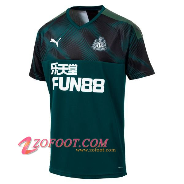 Maillot de Foot Newcastle United Exterieur 2019/2020