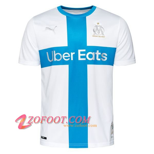 Maillot Foot Marseille OM 120 Years Anniversary