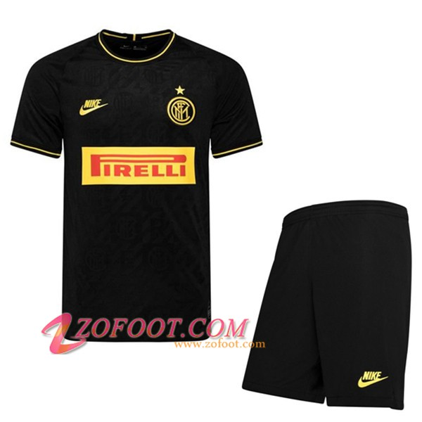 Maillot de Foot Inter Milan Enfants Third 2019/2020