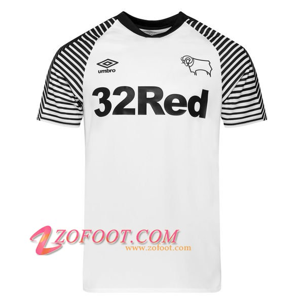 Maillot de Foot Derby County Domicile 2019/2020