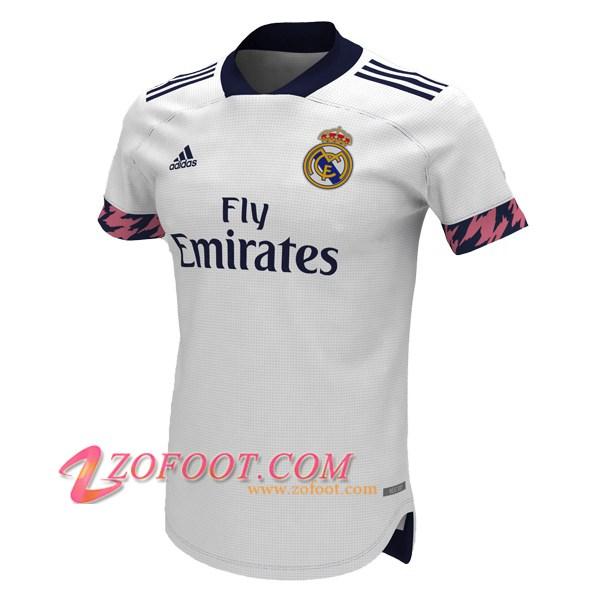Maillot de foot Real Madrid 2020-2021 Domicile Exterieur