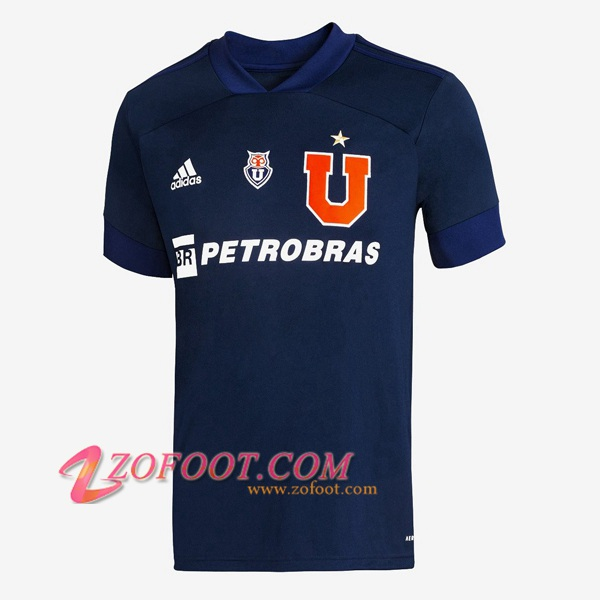 Maillot de Foot Universidad de Chile Domicile 2020/2021