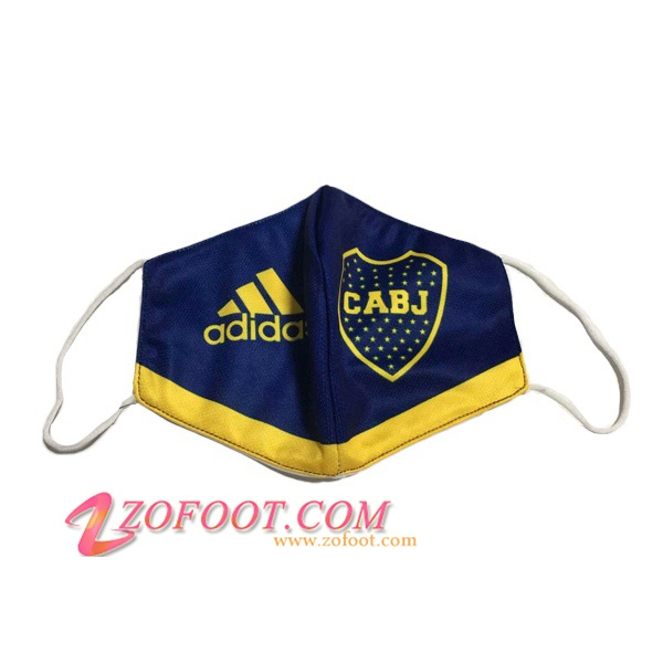 Boca Juniors KN95 FFP2 Masques Reutilisable