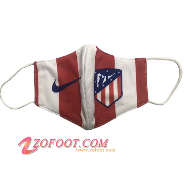 Atletico Madrid KN95 FFP2 Masques Reutilisable