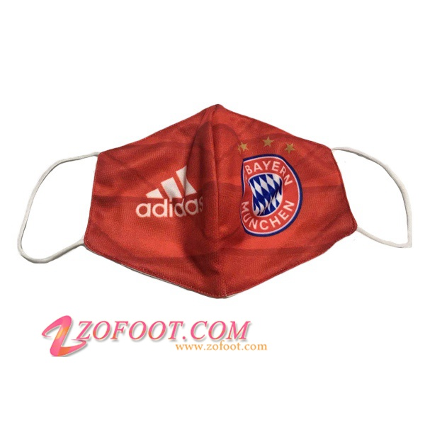 Bayern Munich KN95 FFP2 Masques Reutilisable