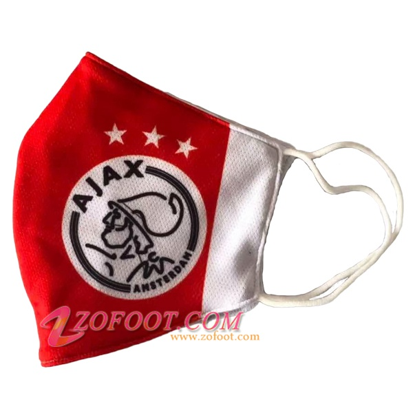 AFC Ajax KN95 FFP2 Masques Reutilisable