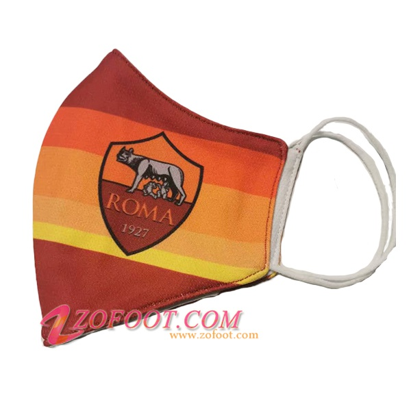 AS Roma KN95 FFP2 Masques Reutilisable